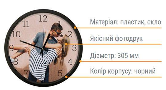 Наші годинники виготовлені з якісних та безпечних матеріалів