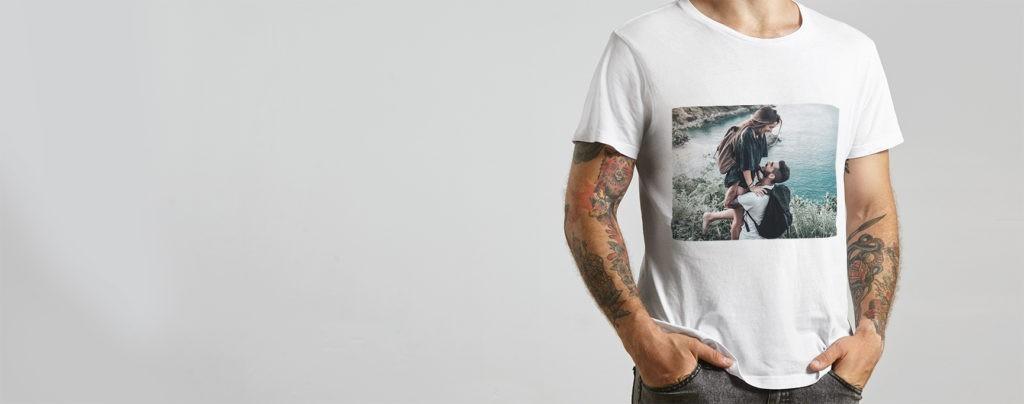 Выбор материала для печати на футболке